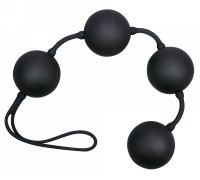 Анальные четырехрядные шарики со