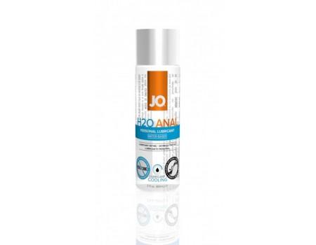 Анальный обезболивающий лубрикант с охлаждающим эффектом Anal H2O Cooling (60 мл)