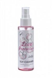 Антисептический спрей для очищения игрушек Love Protection Toy Cleaner (без спирта)