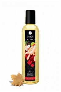 """Масло массажное для тела Shunga Organica Maple Delight """"Кленовое наслаждение"""", 250мл"""