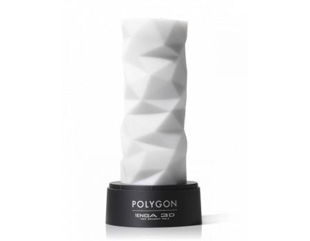 Многоразовый мастурбатор Tenga 3D POLYGON