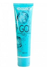 Охлаждающий лубрикант на водной основе с пролонгирующим действием Egzo GO 100 мл