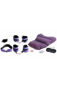 Набор для фетиша Purple Pleasure Bondage Set Fetish