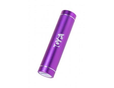 Портативное зарядное устройство Power Bank 2400 MAH, micro USB