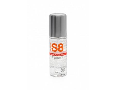 Согревающий анальный лубрикант S8 Anal Warming Lube (125 мл)