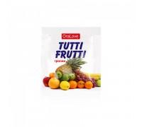 Оральный гель Tutti-Frutti со вкусом