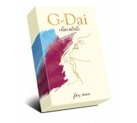 Темный возбуждающий шоколад для мужчин G-Dai (15 г)