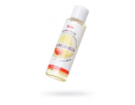 Масло для массажа «Романтический массаж» с ароматом клубники и шампанского (50 мл)