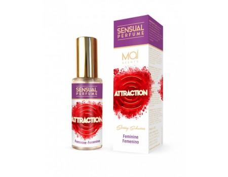 Женский спрей с феромонами Feminine Perfume Attraction (30 мл)