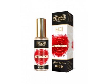 Интимный дезодорант Unisex Attraction (30 мл)
