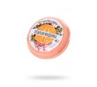 Бомбочка для ванны «Пузырьки мандарина»