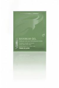 Гель для увеличения размера члена Maximum Gel