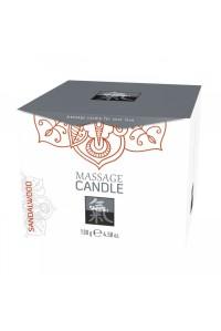 Массажная свечка с ароматом Сандала