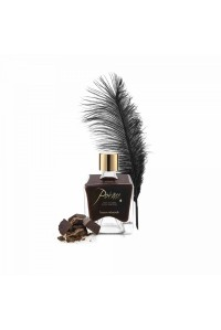 Съедобная краска для тела со вкусом темного шоколада Bijoux Indiscrets Poeme