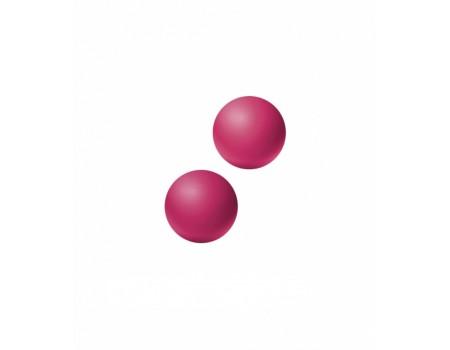 Небольшие розовые вагинальные шарики без сцепки Lexy Small
