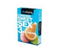 Гладкие презервативы Luxe DOMINO