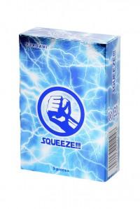 Чувствительные латексные презервативы Sagami Squeeze