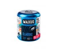 Классические презервативы MAXUS