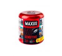 Ультратонкие презервативы MAXUS