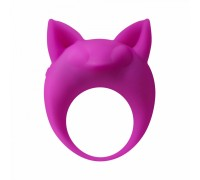 Эрекционное вибро-кольцо Mimi Animals