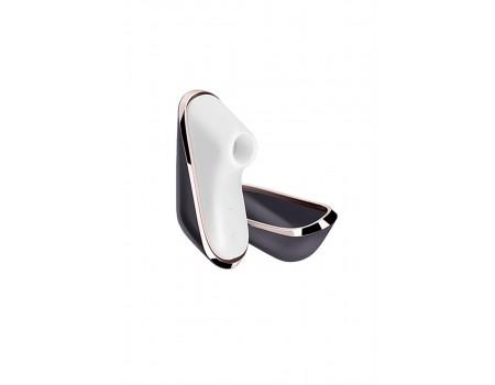 Вакуум-волновой бесконтактный стимулятор клитора в компактном формате Satisfyer Pro Traveler (11 режимов)