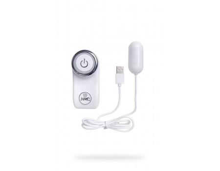 Вибро-яйцо с USB подключением и пультом Potent X (10 режимов)