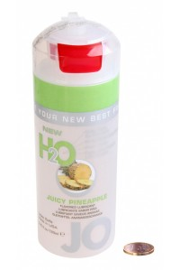 Вкусовой лубрикант на водной основе Flavored Juicy Pineapple (ананас) 150 мл