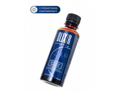Эликсир для мужчин «Мужская энергия» на соке черники (200 мл)