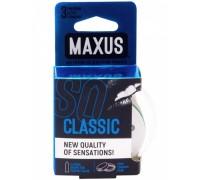 Классические презервативы в прозрачном