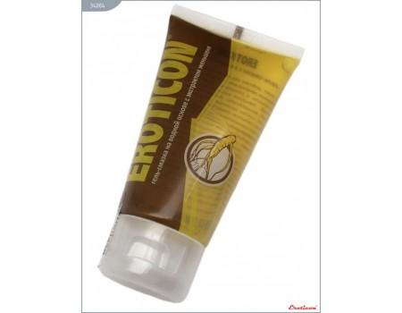 Гель-смазка возбуждающая EROTICON HOT с экстрактом женьшеня (50 мл)