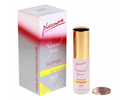 Спрей для женщин с феромонами Natural Spray (экстра сильный, без запаха) 5 мл