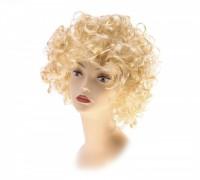 """Карнавальный парик """"Блондинка-короткие"""
