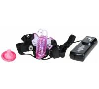 Клиторальный вибростимулятор Butterfly Stimulator