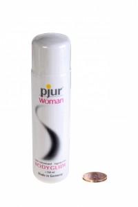 Концентрированный лубрикант для женщин на силиконовой основе pjur Woman 100 ml