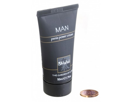 Стимулирующий крем для мужчин Penis Power Cream Man (50 мл)