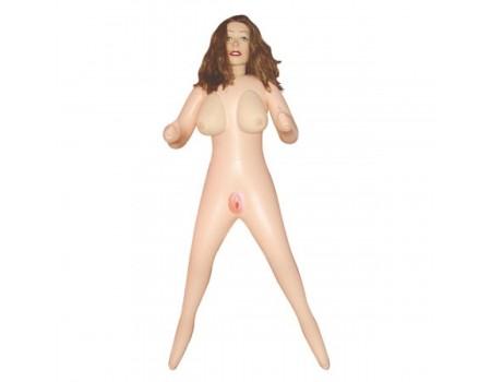 Куколка с реалистичной вагиной и голосовым сопровождением Ice-Fire Girl