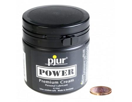 Лубрикант для фистинга на водно-силиконовой основе Pjur Power (150 мл)