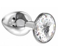 Малая серебряная металлическая
