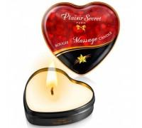 Массажная свеча с ароматом ванили