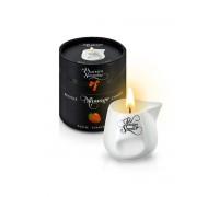 Массажная свеча с ароматом клубники