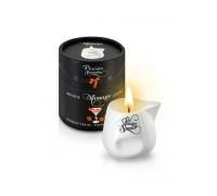 Массажная свеча с ароматом клубничного