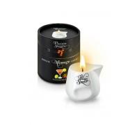 Массажная свеча с ароматом коктейля