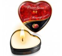 Массажная свеча с ароматом персика