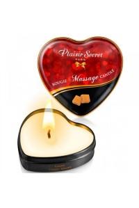 Массажная свеча с ароматом сливочной карамели Bougie Massage Candle (35 мл)