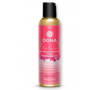 Массажное масло DONA Scented Massage