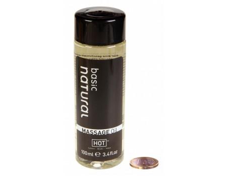 Массажное масло для тела Basic Natural (100 мл)