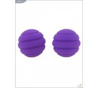 Металлические шарики со спиральным