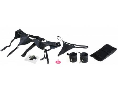 Набор для бондажа Bondage Garter Belt Set