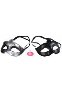 Набор маскарадных масок Masks On (2 шт)