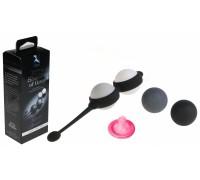Набор силиконовых шариков разного веса Beyond Aroused